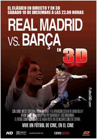 El clásico en 3D en el cine